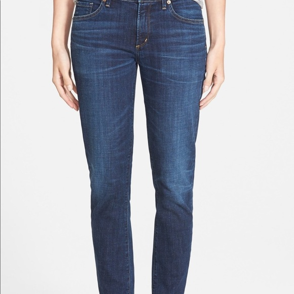 Citizens Of Humanity Denim - Citizens of humanity mid-rise skinny jeans